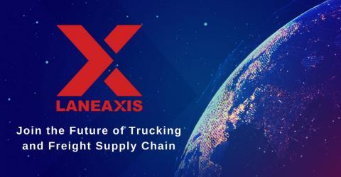 Блокчейн-платформа LaneAxis поможет водителям грузовиков стать независимыми