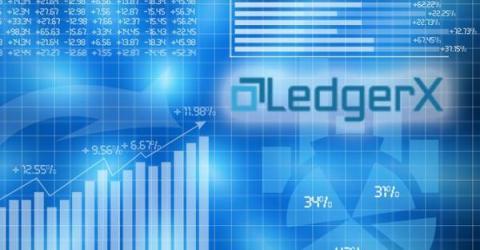 Первый долгосрочный фьючерсный биткоин опцион реализован торговой платформой LedgerX