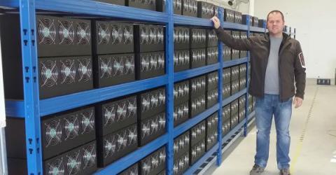 Российская таможня усилит контроль за перемещением майнингового оборудования