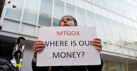 С биржи-банкрота MtGox вывели последние 16 тысяч Bitcoin