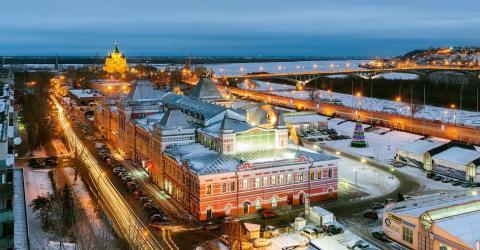 Нижний Новгород будет распределять бюджет с помощью блокчейн