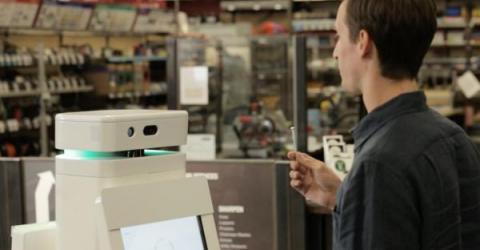 В России могут появится роботизированные с помощью блокчейна магазины