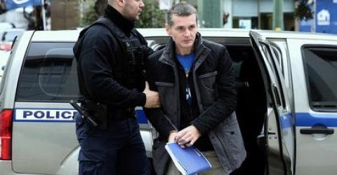 В Греции начали рассматривать дело о законности заключения Александра Винника