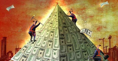Китайская прокуратура вынесла последние обвинения в отношении участников финансовой пирамиды Onecoin
