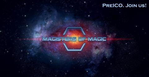 Magisters of Magic — революция в мире ICO и онлайн-игр