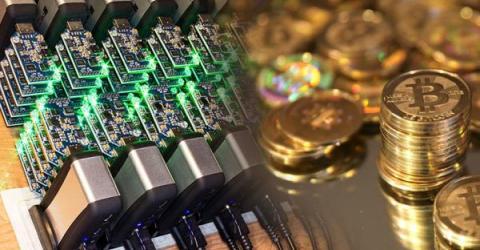 Золотодобывающая компания переориентирует свой бизнес на майнинг криптовалют