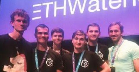 Команда Российских разработчиков среди победителей самого большого в истории Ethereum Хакатона