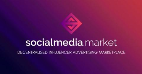 ICOBox и SocialMedia.Market объединяют усилия для выхода на ICO первой децентрализованной маркетинговой экосистемы лидеров мнений