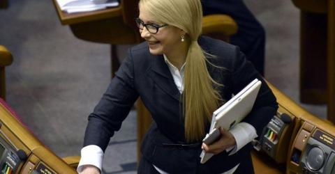 Юлия Тимошенко: После внедрения блокчейн Украина станет новым Сингапуром