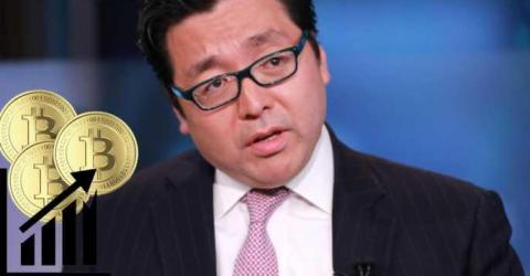 Том Ли предвидит впечатляющий подъём биткоина уже на следующей неделе