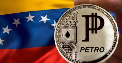 Краудсейлу венесуэльской El Petro помогли российские ВТБ и Газпромбанк