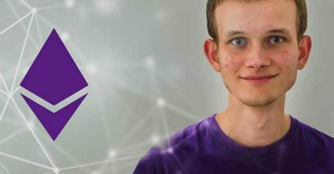 Виталик Бутерин пошутил насчет установки планки для Ethereum в 120 миллионов монет