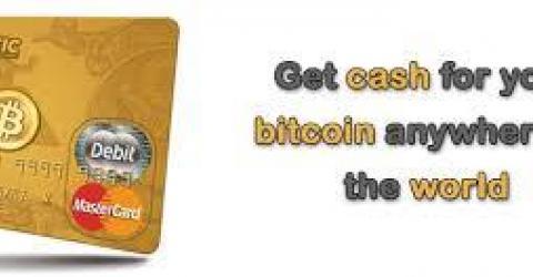 BitPlastic предлагает первую в мире Bitcoin дебетовую карту, позволяющую конвертировать Bitcoin на наличные деньги, которые вы можете снять в банкоматах анонимно по всему миру