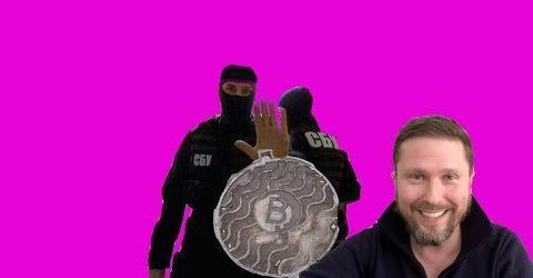 Embedded thumbnail for Как СБУ нашел крипто-сепаратистов в центре Киева