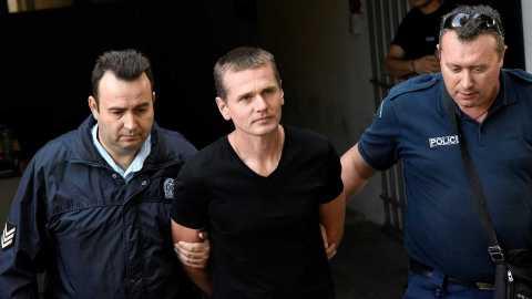 Винник заявил о причастности граждан Греции к его делу