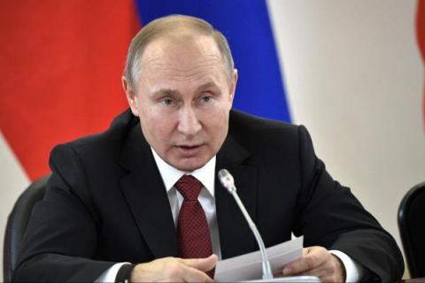Президент Владимир Путин рассказал о желании крупных цифровых платформ зайти в Россию