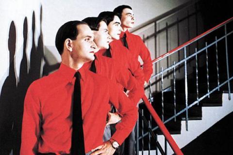 Билеты на 3D-шоу Kraftwerk в Москве будут продаваться на блокчейне