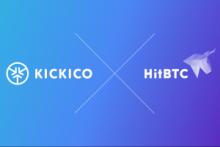 KickCoins будет торговаться на hitBTC