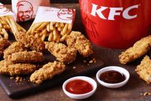 В ресторанах KFC принимают биткоины и ждут заказ от Сатоши Накамото